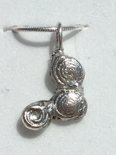 Load image into Gallery viewer, Florida Scrubsnail Fine Silver Pendant