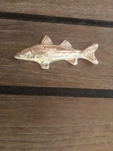 Load image into Gallery viewer, Fine Silver Fish Pendant - CUSTOM ORDER