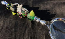 Load image into Gallery viewer, Froggy Climbs the Rosebush Magnifying Glass