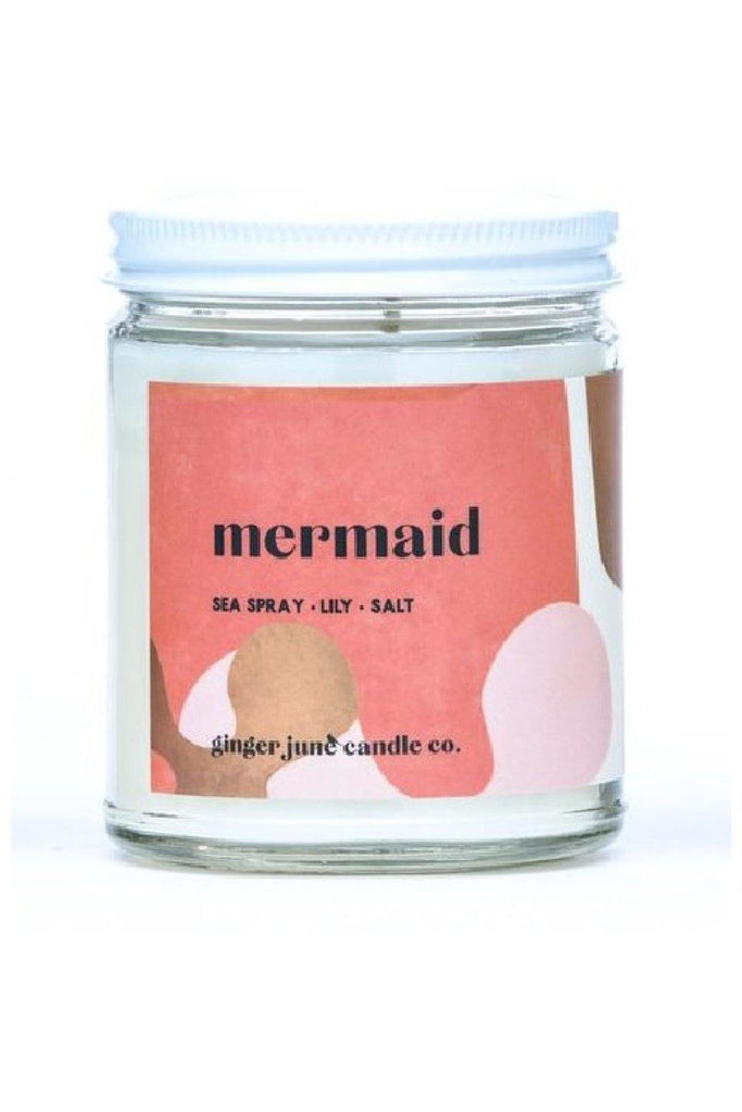 9 oz Mermaid Candle - late bird