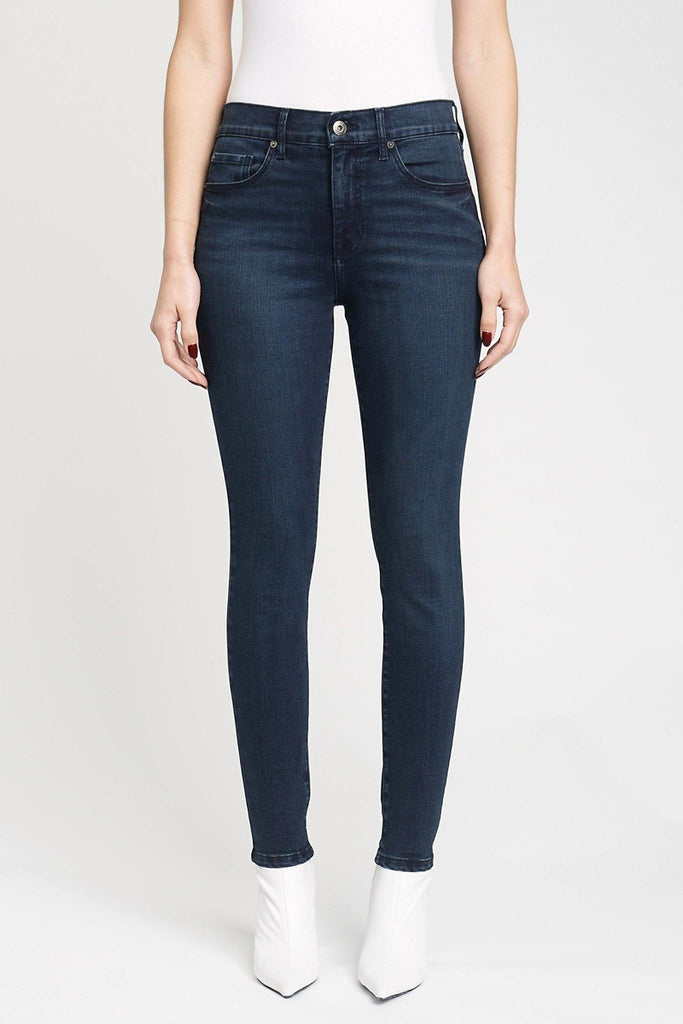 Aline High Rise Skinny (When in Rome) - late bird