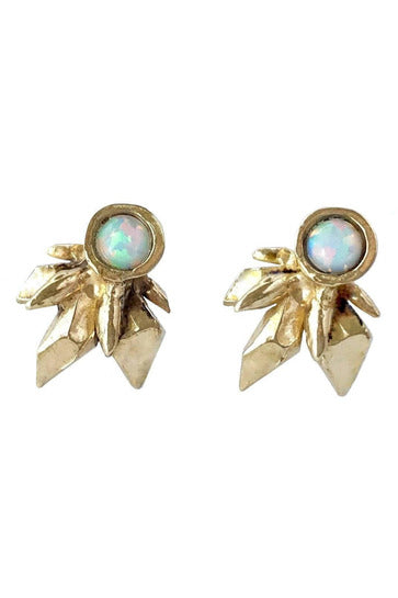 Ana Opal Earrings - late bird