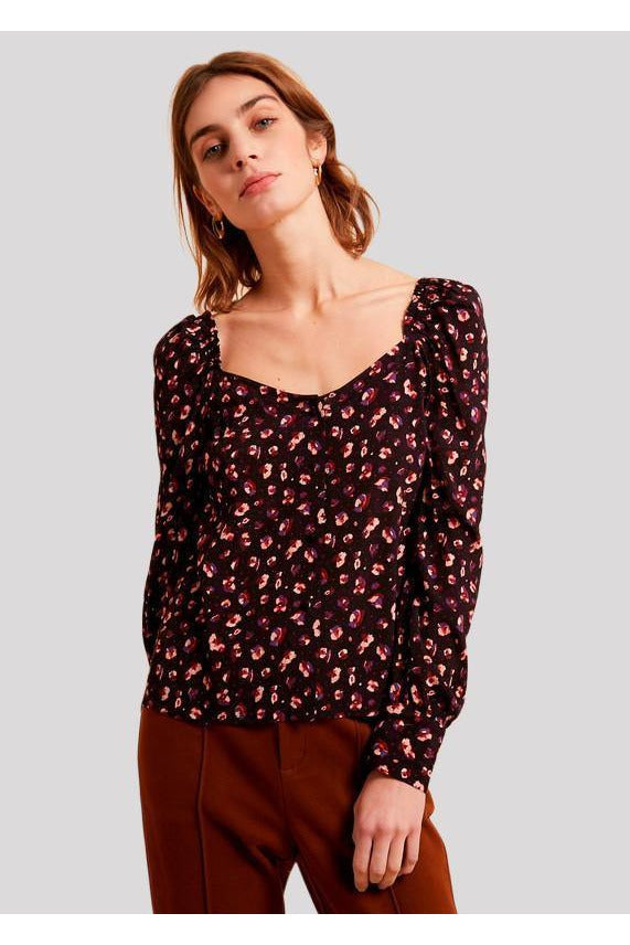 Cathiana Blouse - late bird