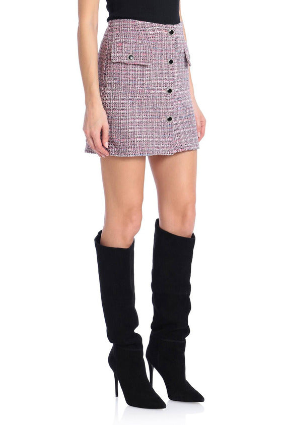 Courtney Mini Skirt - late bird