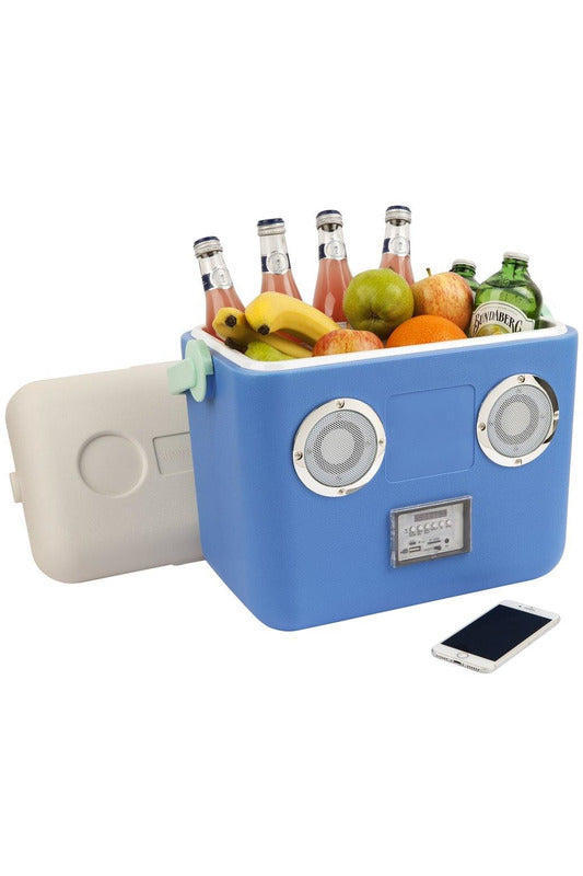 Dolce Vita Beach Cooler Boombox - late bird