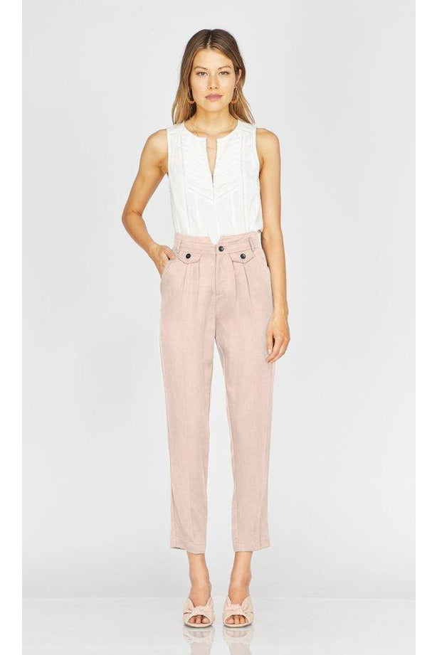 Frances Tapered Trouser - late bird
