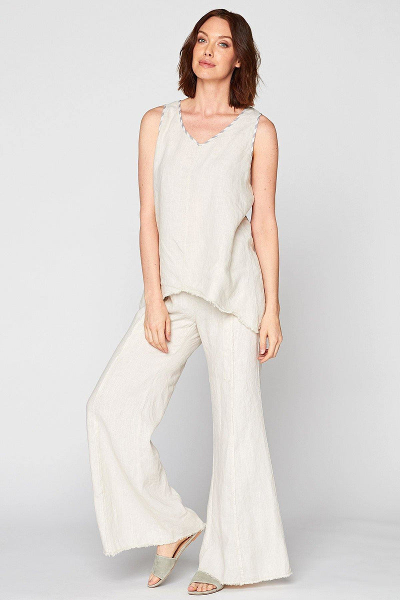 Linen Trouser Pant - late bird