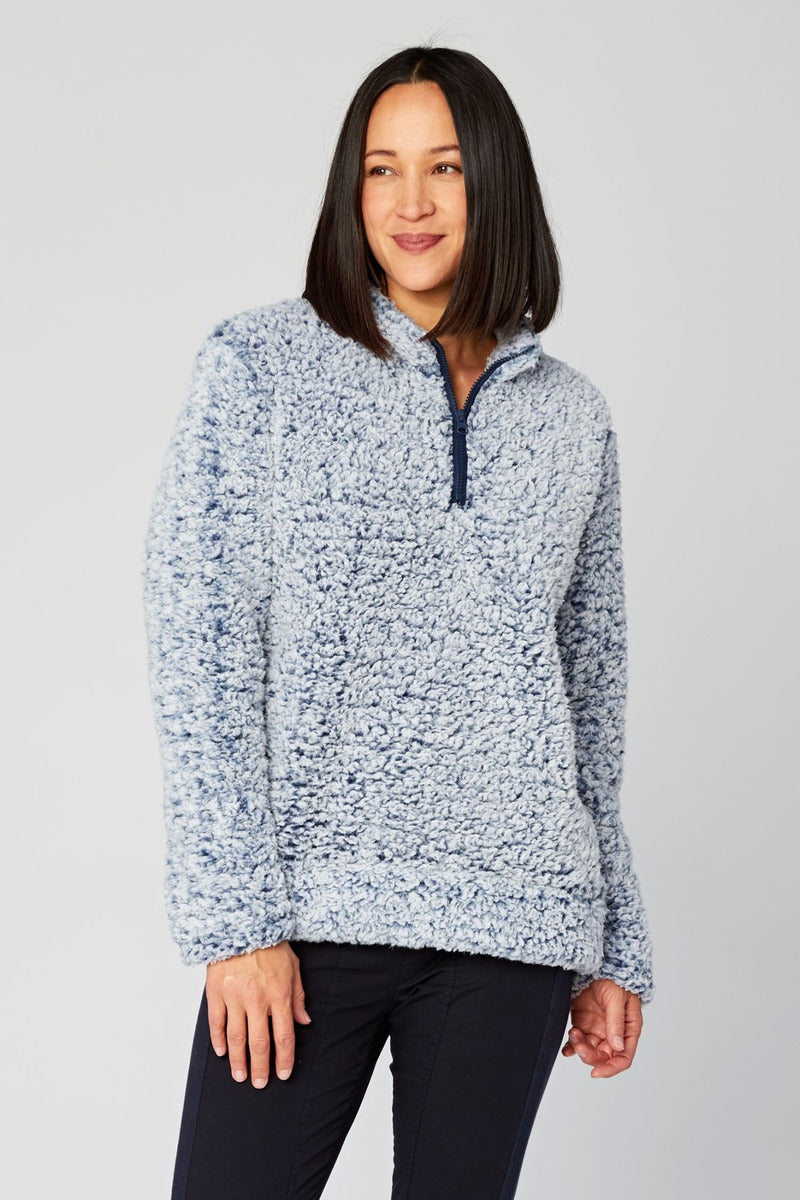 Sherpa Pullover - late bird