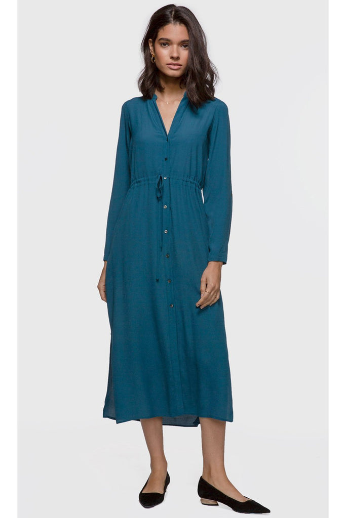 Sueanne Shirtdress - late bird