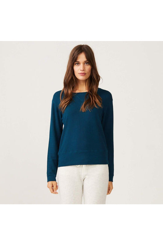 Supersoft Crew Neck Sweatshirt - late bird