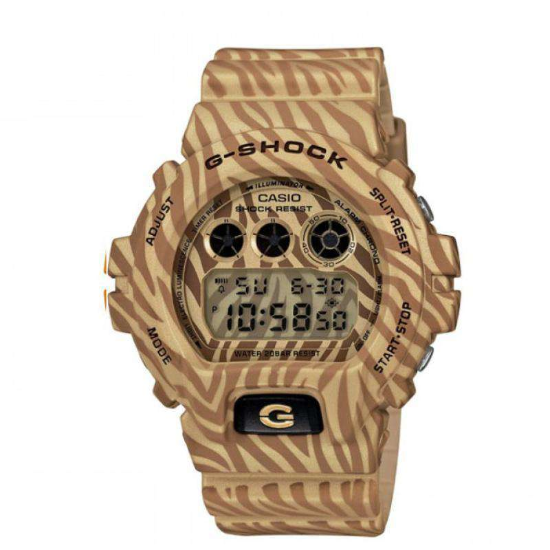 Casio G Shock G-Shock DW-6900ZB-9ER Uhr Watch Zebra Edition - TEXET