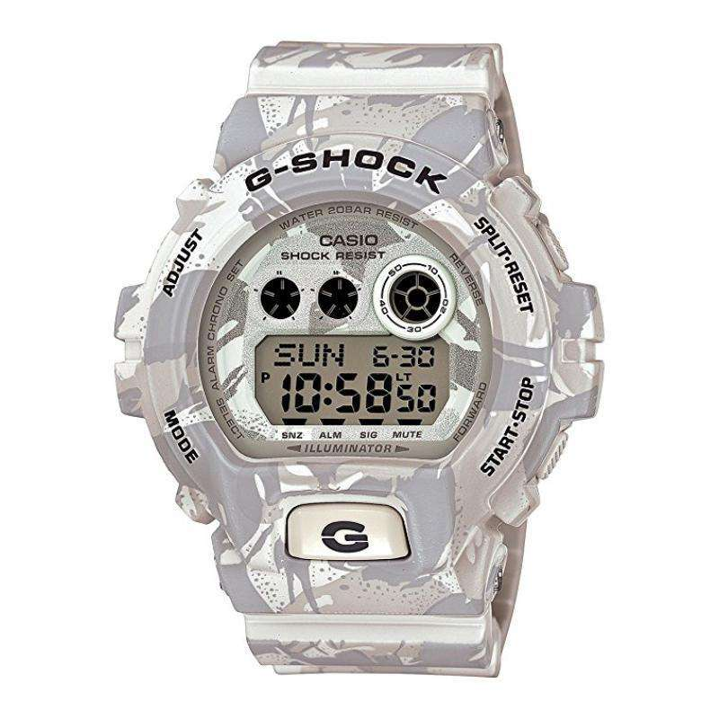 Casio G-Shock Digital Dial Resin Quartz Men's Watch GDX6900MC-7 - TEXET
