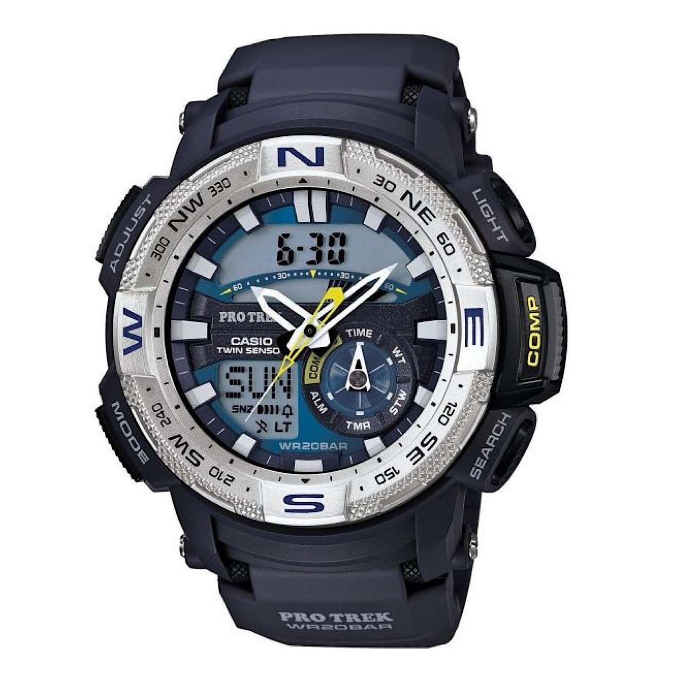 Casio Pro-Trek PRG280-2ER Chronograph Watch - TEXET
