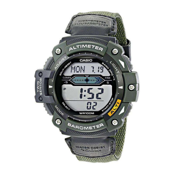Casio Sports Digital Multi-color Dial Men's Watch- SGW300HB-3AVCF - TEXET