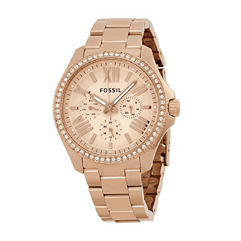Fossil AM4483 Cecila Analog Watch For Women - TEXET