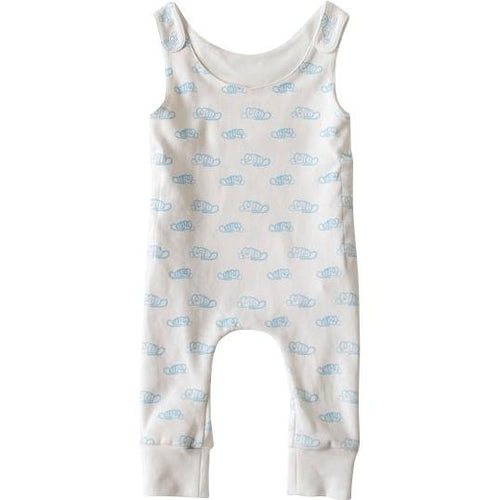 Cloud Grow Romper - Indigo & Lellow Store
