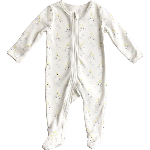 Cockatoo Romper
