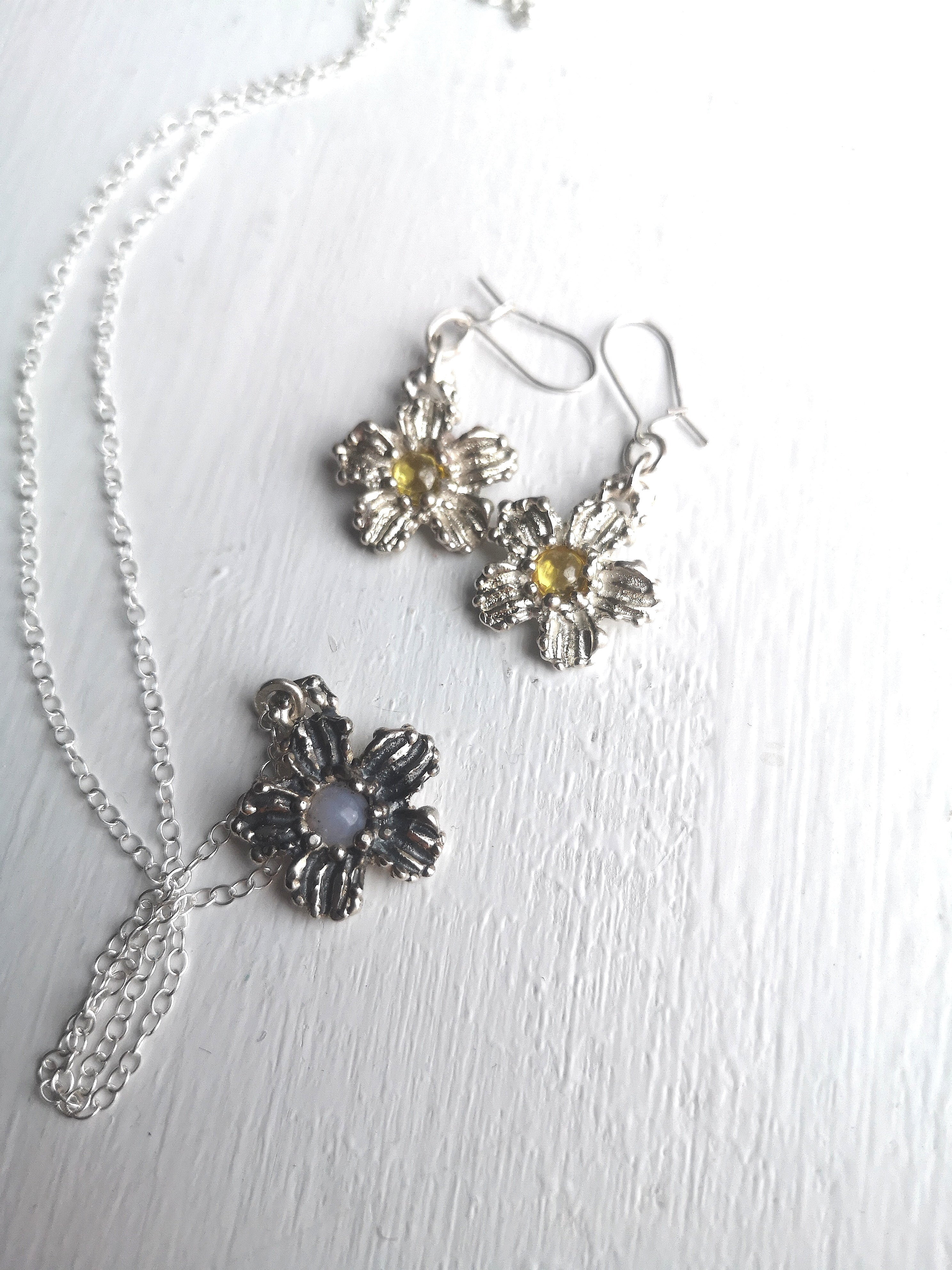 SeaFlower Necklace