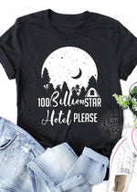 Load image into Gallery viewer, 100 Billion Star Hotel Please Unisex T-Shirt