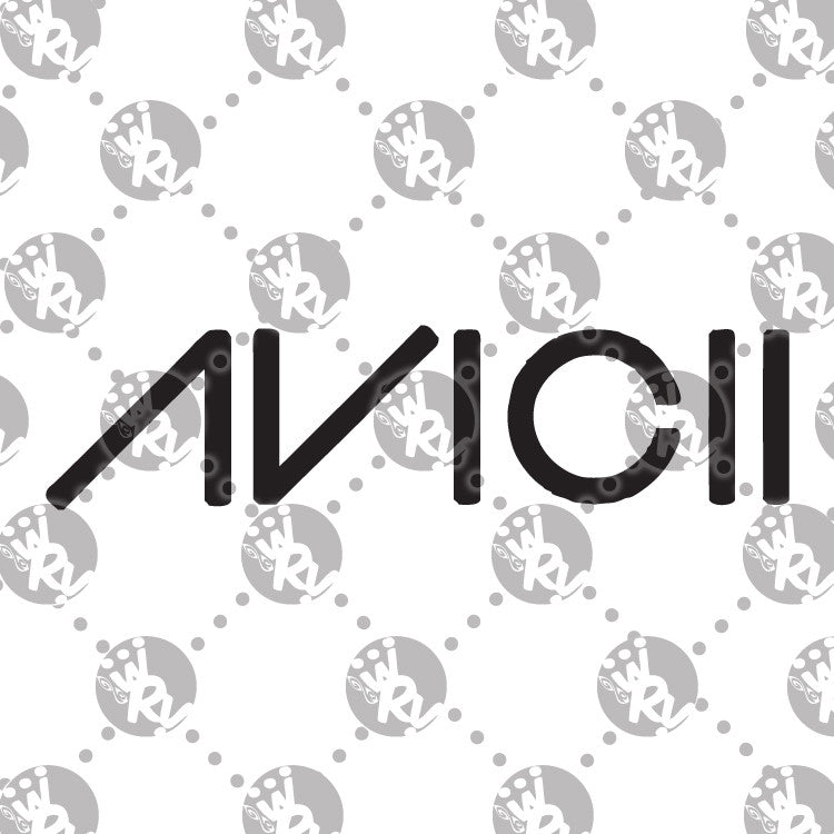 Avicii Decal