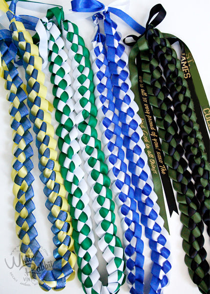 Graduation Ribbon Lei