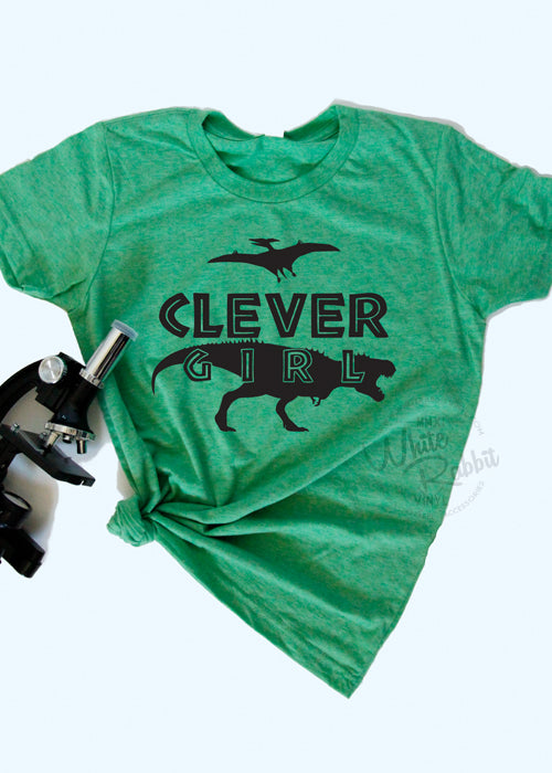 Clever Girl Youth Tee