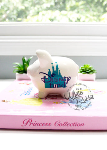 Disney Fund Piggy Bank