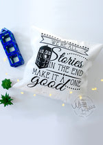 Load image into Gallery viewer, Doctor Who Inspired Pillow Case