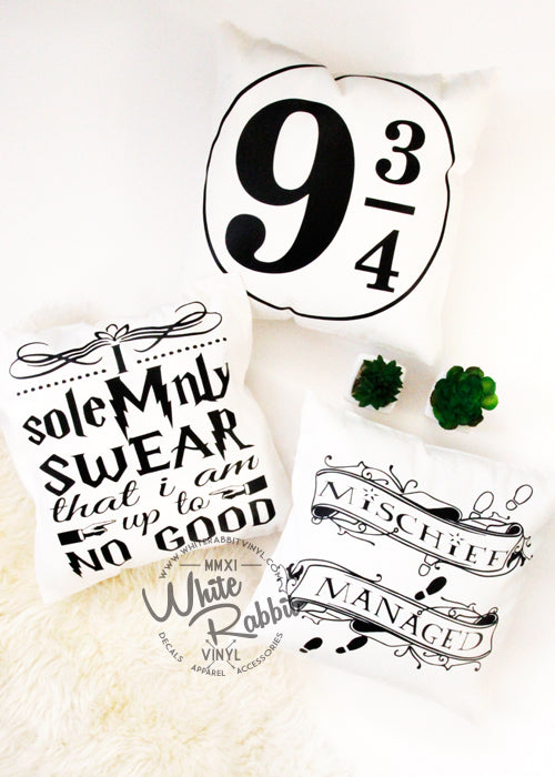 Harry Potter Pillow Case 3-Pack