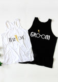 HP Bride and Groom Tank Top