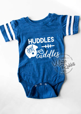 Huddles and Cuddles Short Sleeve Onesie Bodysuit