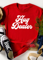 Load image into Gallery viewer, Hug Dealer Unisex T-Shirt