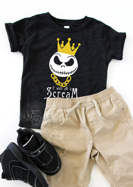 It Was All A Scream Infant / Toddler T-Shirt