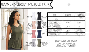 Champagne In The Membrane Women's Muscle Tank Top