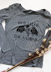 RTS_Mother of Dragons LS Tee
