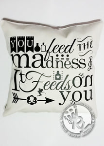 OUAT Inspired Pillow Case