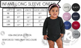 Wildling Long Sleeve Onesie
