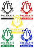 Hogwarts Quidditch Team Muscle Tank Top