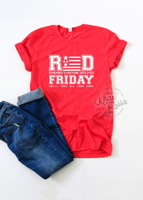 RED Friday Women's T-Shirt