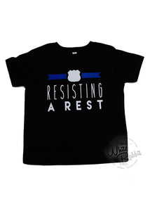 RTS_Resisting A Rest Toddler Tee