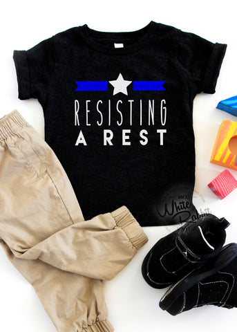 Resisting A Rest Infant-Toddler-Youth TShirt