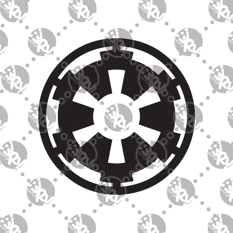 Star Wars - Imperial Emblem Decal