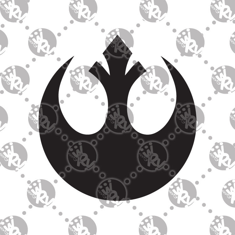 Star Wars - Rebel Alliance Emblem Decal