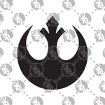 Load image into Gallery viewer, Star Wars - Rebel Alliance Emblem Decal