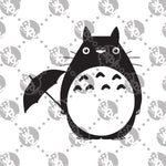 Load image into Gallery viewer, Totoro Decal