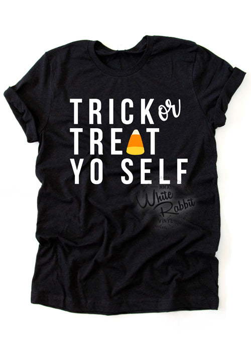 Trick or Treat Yo Self
