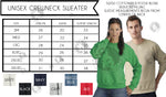 Load image into Gallery viewer, Mayflower Brings Smallpox Unisex Crewneck Sweater