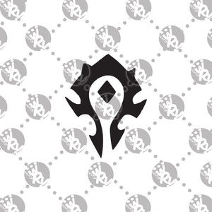 WoW Horde Decal