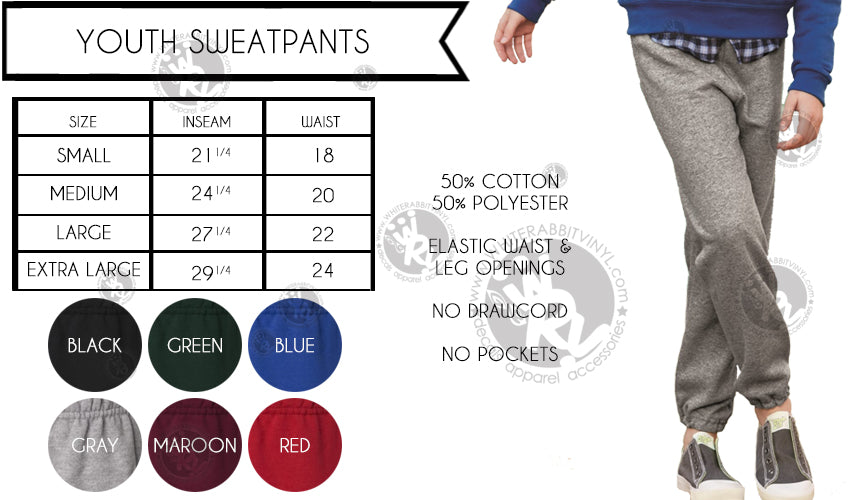 Hogwarts Quidditch Team Sweatpants - Youth