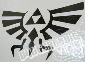 Zelda Decal
